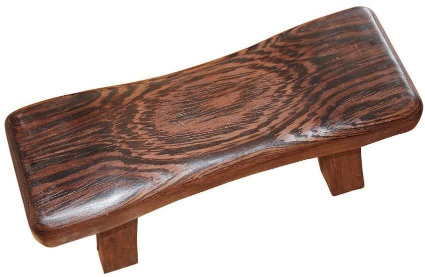 almohada de madera