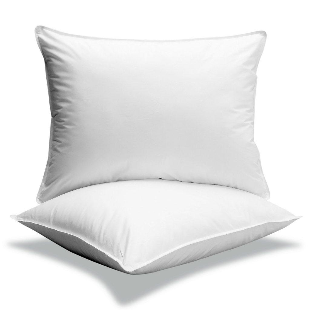 relleno de almohadas