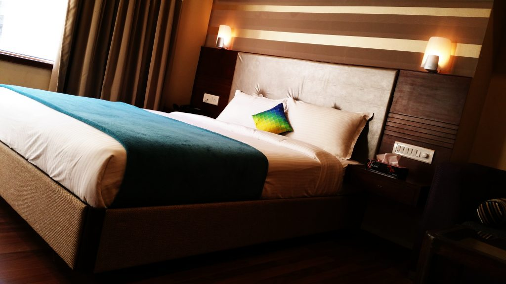 almohadas hoteles